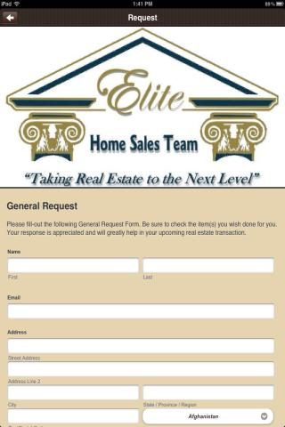 Elite Home Sales Team|玩商業App免費|玩APPs