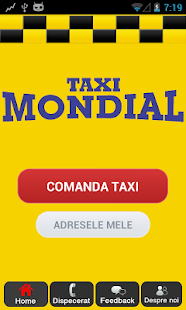 Taxi Mondial- screenshot thumbnail