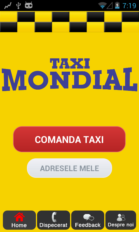 Taxi Mondial- screenshot