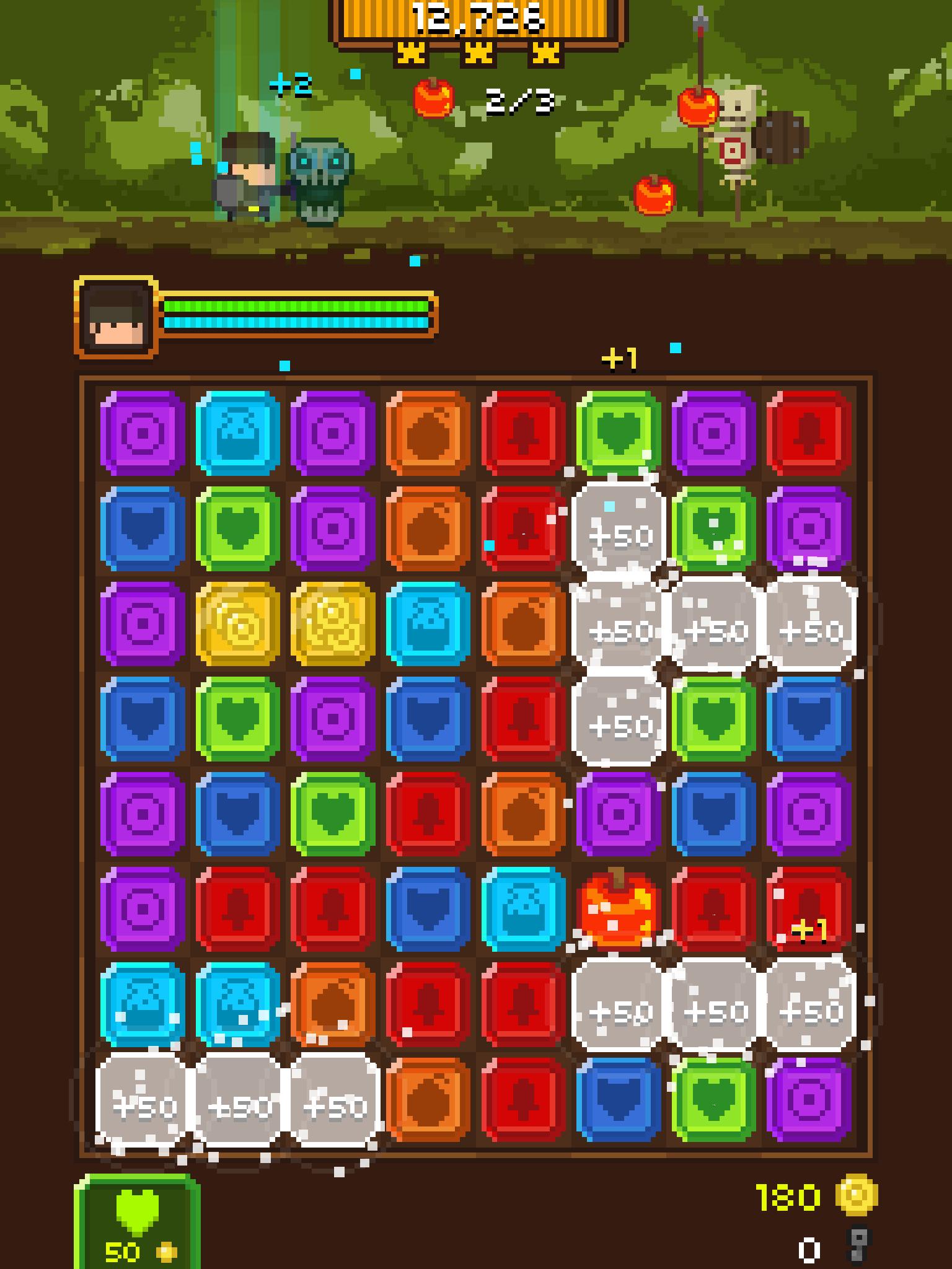 Horde of Heroes screenshot #10
