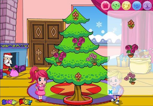 Kids Tree on Christmas