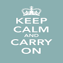 KEEP CALM AND WALLPAPERS icon