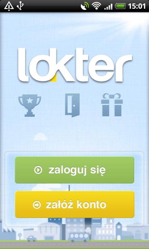 Lokter- screenshot