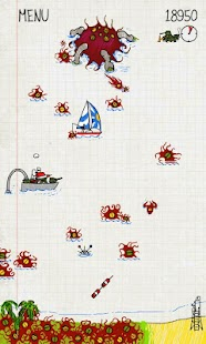 Doodle Invasion- screenshot thumbnail