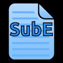 SubEditor icon
