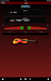 Sheet Music and Tuner - screenshot thumbnail