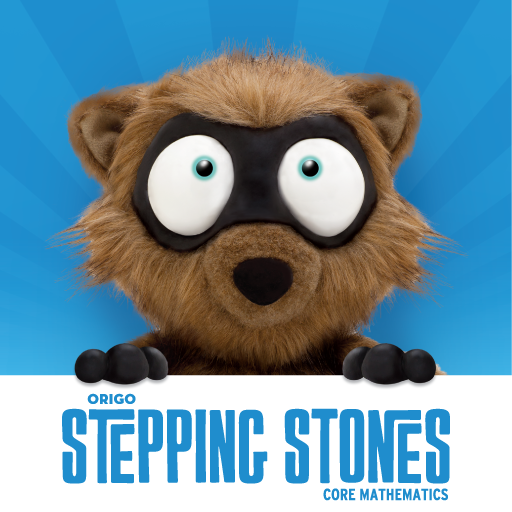 Stepping Stones Digital Books LOGO-APP點子