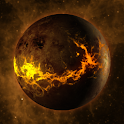 Moon Burn logo
