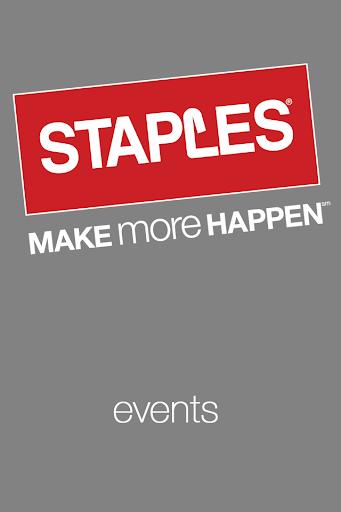 Staples Events
