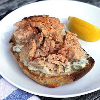 Tartine Bakery's Tuna Tartine