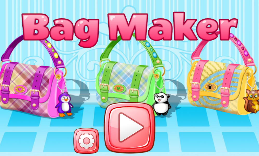 fashion salon, best games, Bag Maker, fashion styles, cool design