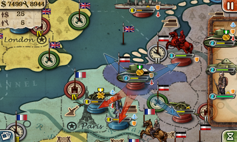 European War 3- screenshot