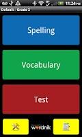 Screenshot of Spelling Bee