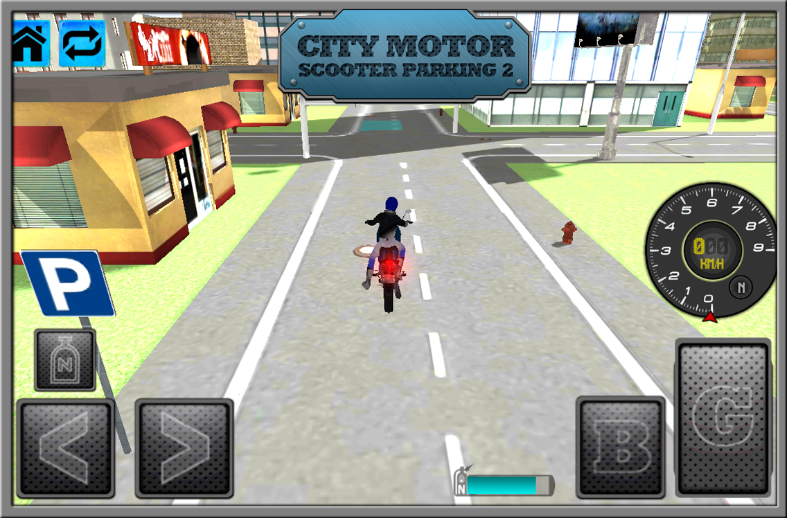 City-Motor-Scooter-Parking-2 9