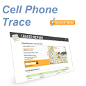 Cell Phone Trace icon