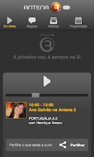 Antena3 - screenshot thumbnail