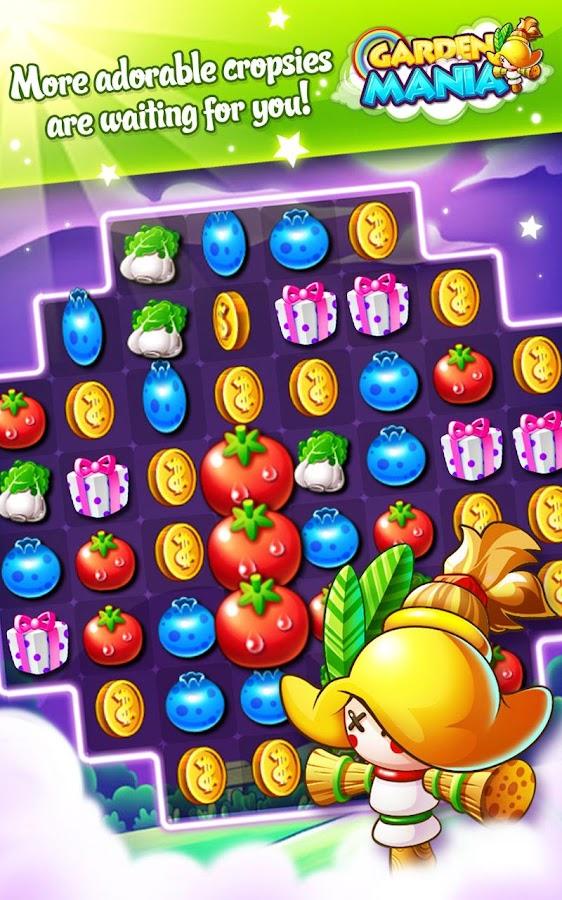 Garden Mania- screenshot