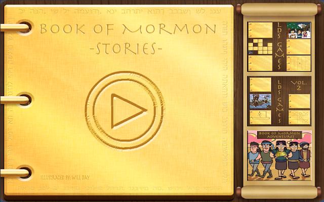 LDS Game Bundle Storybook - screenshot