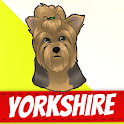 Yorkshire Terrier Dogs icon