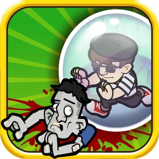 Zombie Rollers 動作 LOGO-玩APPs