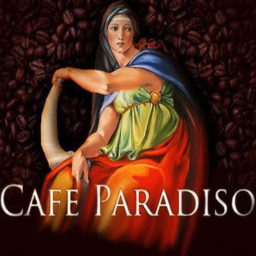 Cafe Paradiso LOGO-APP點子