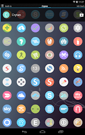 Cryten - Icon Pack Screenshot 15