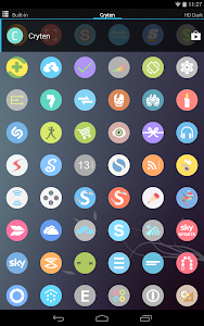 Cryten - Icon Pack v4.1.0