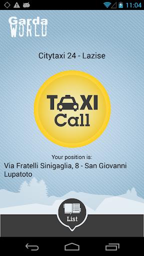 Taxi Garda