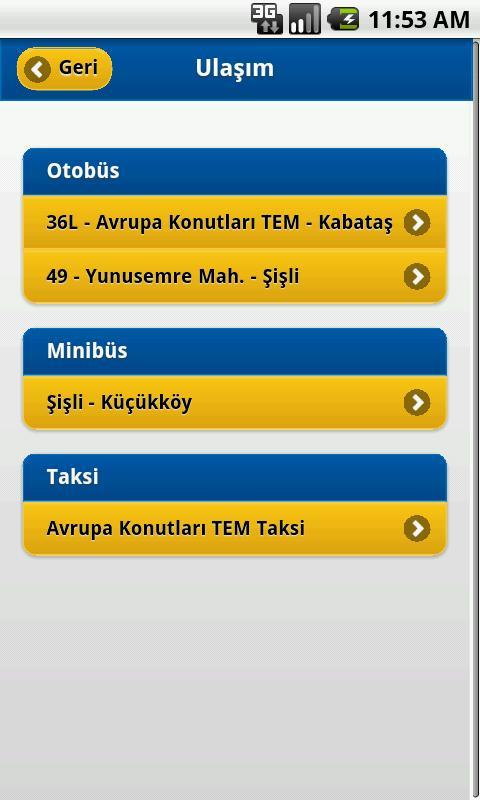 Avrupa Konutları TEM- screenshot