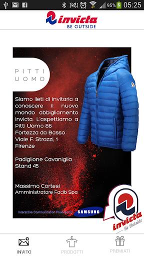Invicta Pitti Uomo 2014