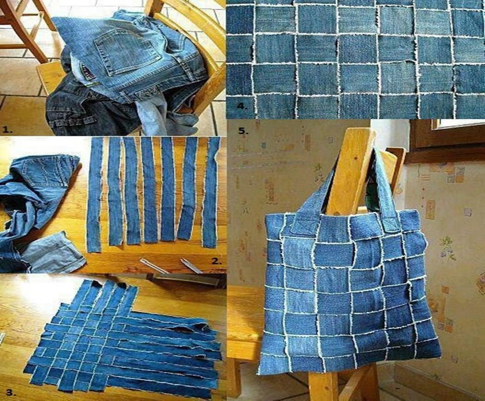 Diy old denim jeans ideas android apps on google play for Old denim
