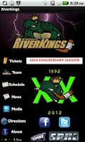 Screenshot of The Mississippi RiverKings