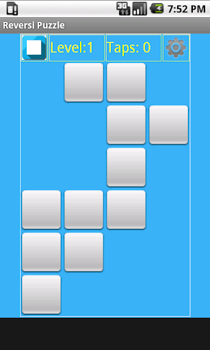 Reversible Puzzle