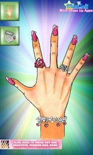 Fashion Style Nails Remix - screenshot thumbnail