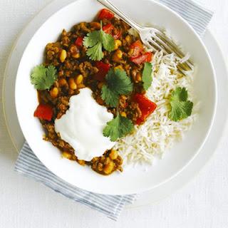 Mexican Bean Chilli.