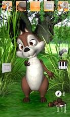 Скачать Talking James Squirrel - Говорящая Белка Джеймс