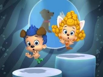 Bubble Puppy!