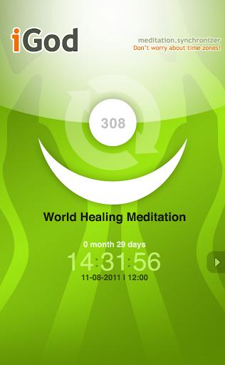 iGod Meditation Synchronizer