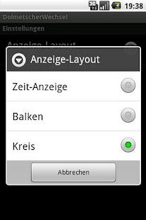 Interpreter Take Turn Timer- screenshot thumbnail