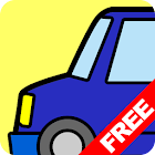 Vehicle book(for infants) icon