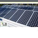 CB Solar logo