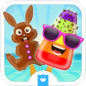 Ice Candy Kids - Cooking Game icon