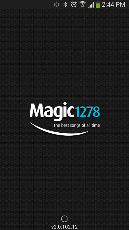 Radio Magic1278 - screenshot