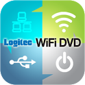 Logitec WiFi DVD icon