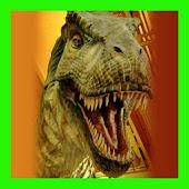 بانوراما لغز الديناصورات لعبة
