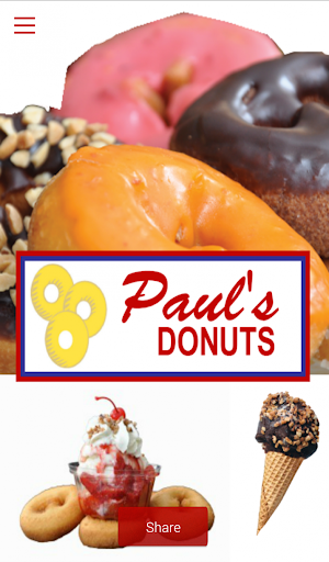 Paul's Donuts