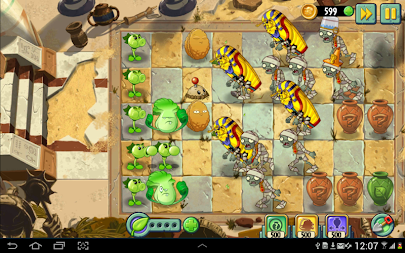 Plants vs. Zombies™ 2 APK screenshot thumbnail 2