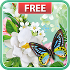 Butterflies Live Wallpaper icon
