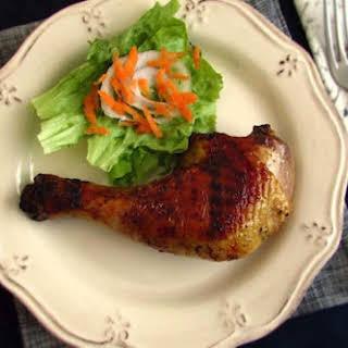 Chicken Legs With Honey.