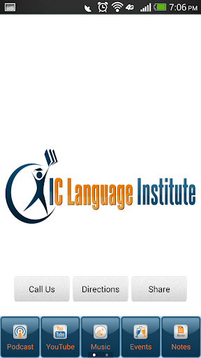 IC Language App English